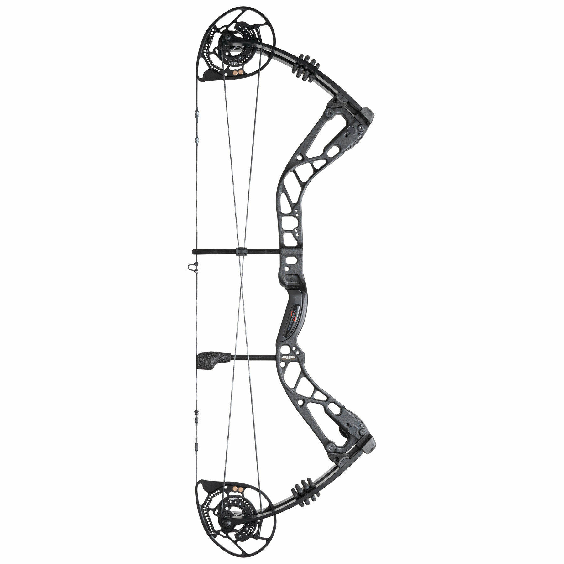 Amplify black archery compound bow
