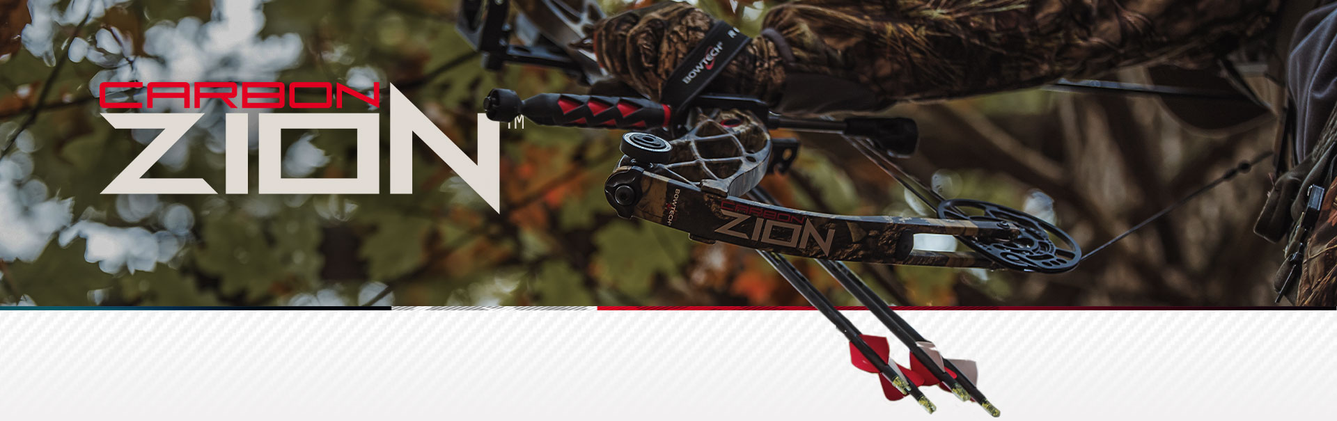 Carbon Zion archery compound bow