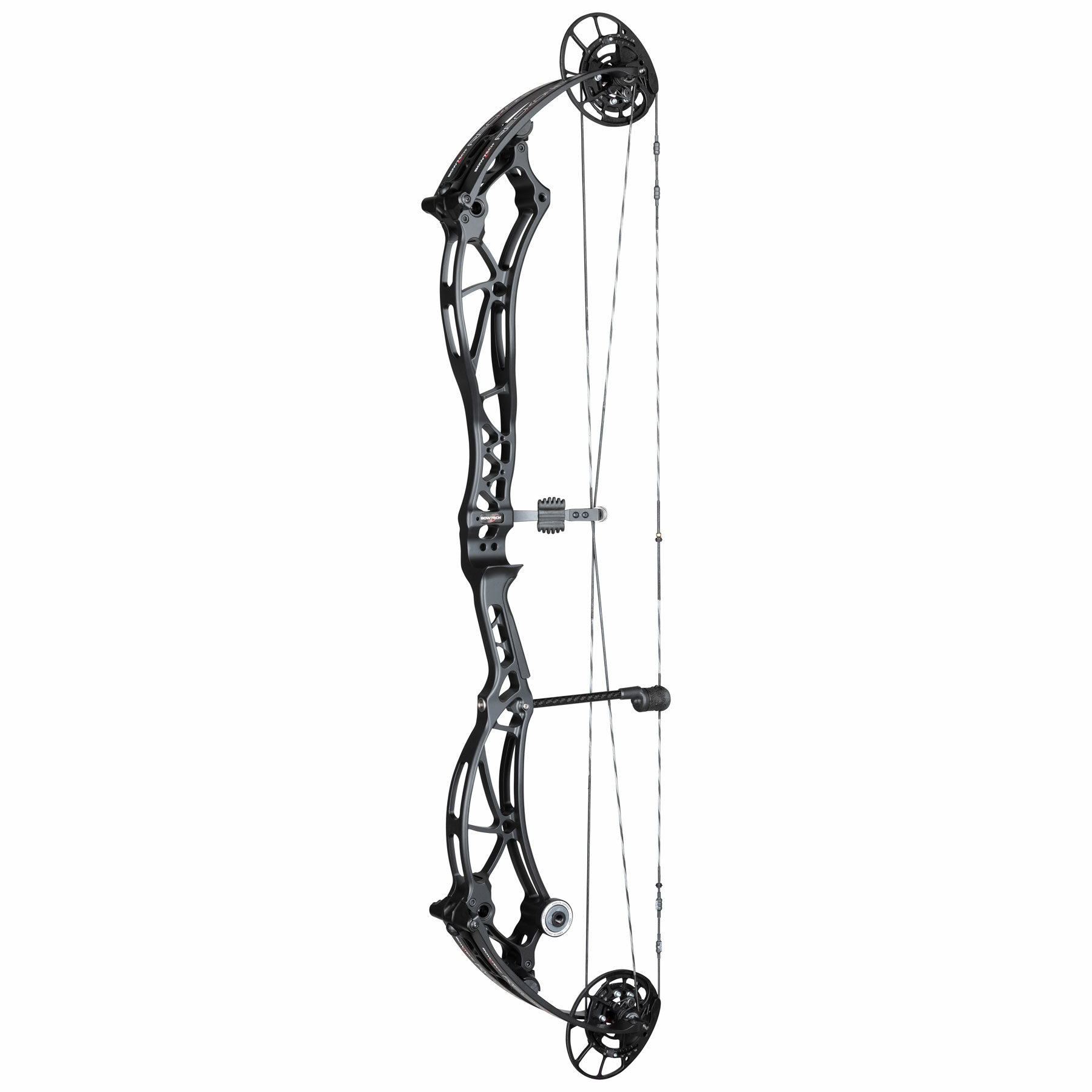 Reckoning 38 black archery compound bow