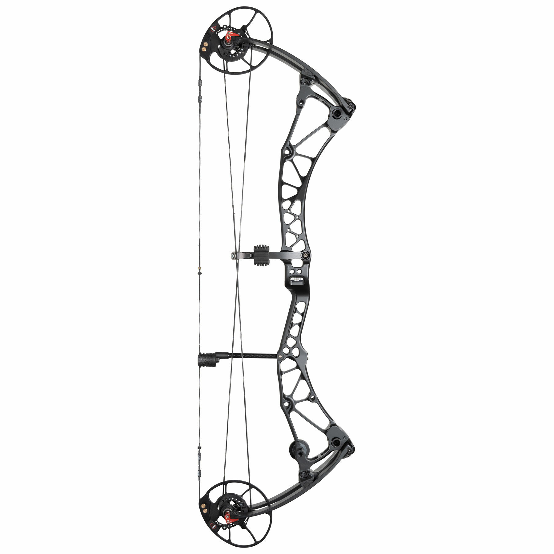 Revolt X black archery compound bow
