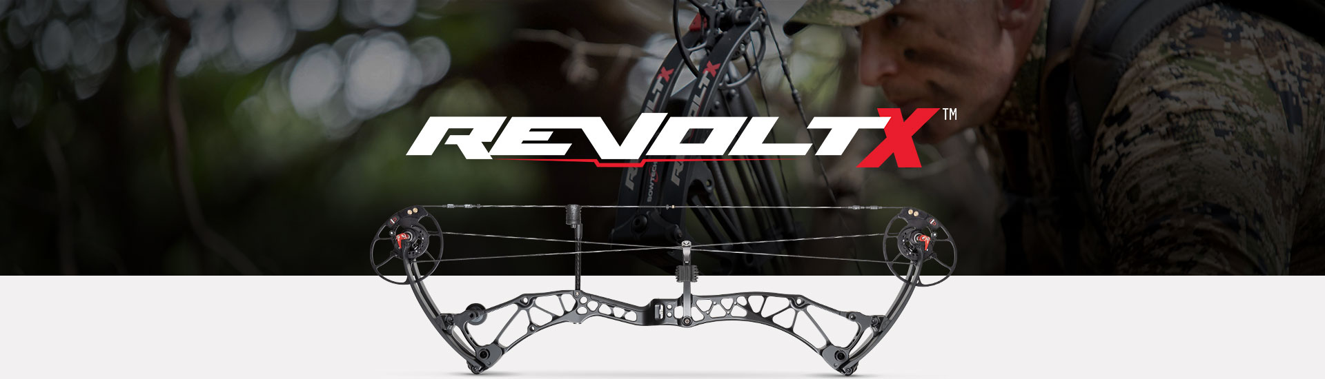 Revolt X archery hunting bow