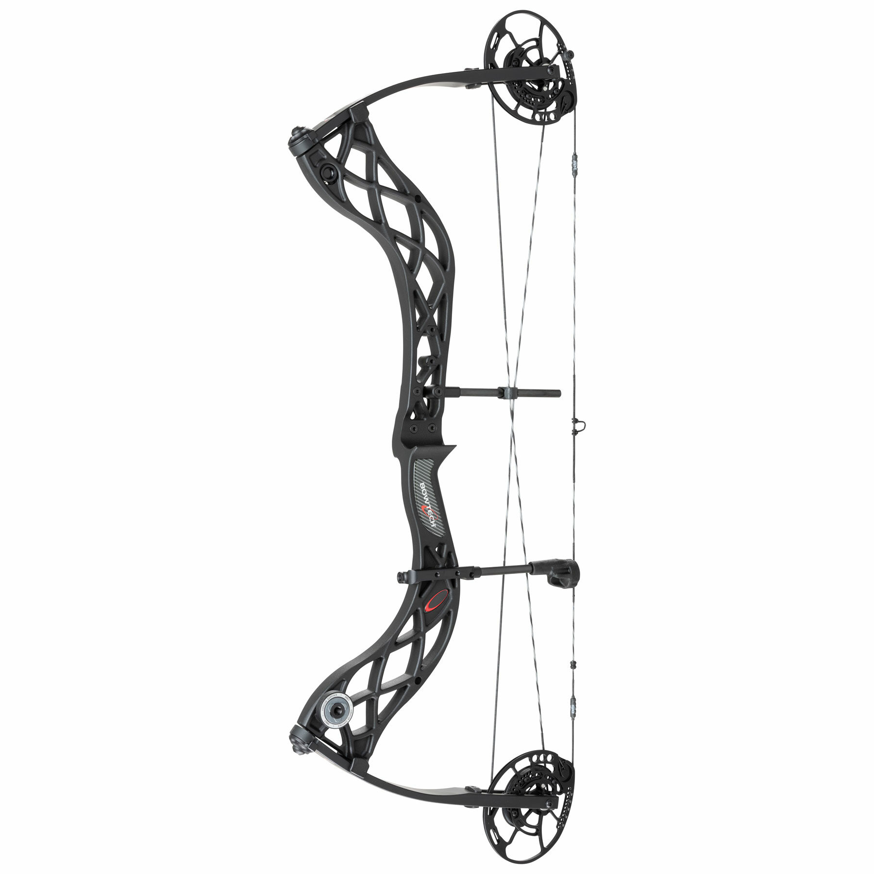 Carbon Zion black archery compound bow